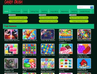 candycrushsagagames.net screenshot