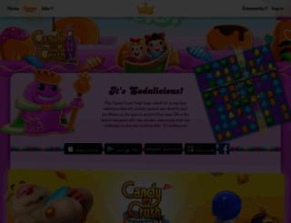 candycrushsodasaga.com screenshot