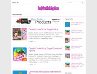candycrushsodasagagame.net screenshot