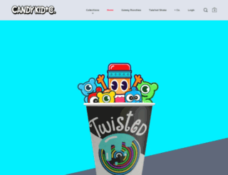 candykid.co screenshot