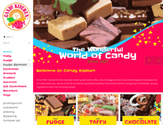 candykitchen.com screenshot