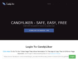 candyliker.com screenshot