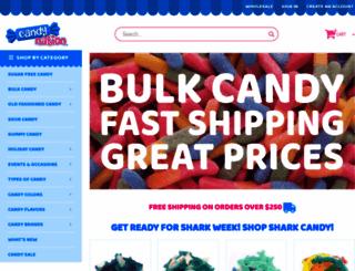 candynation.com screenshot