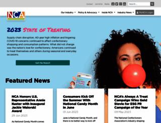 candyusa.com screenshot