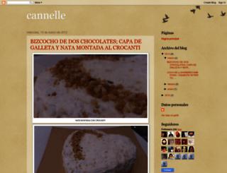 canelledemarta.blogspot.com.es screenshot