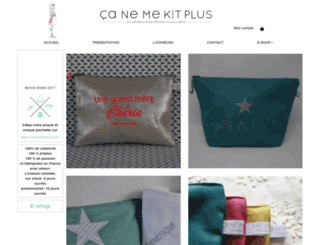 canemekitplus.com screenshot