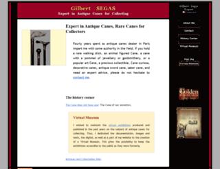 canesegas.com screenshot