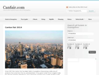 canfair.com screenshot