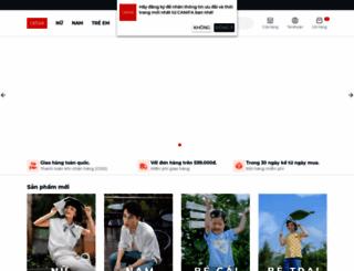 canifa.com screenshot