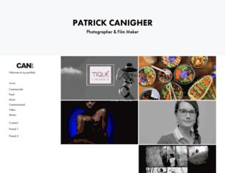 canigher.com screenshot