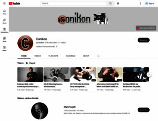 canikon.de screenshot