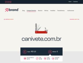 canivete.com.br screenshot