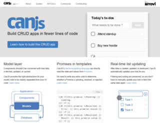 canjs.us screenshot
