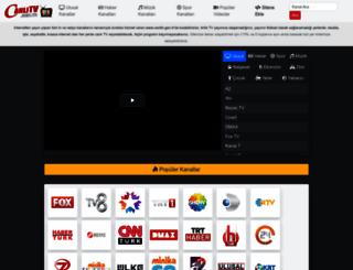 canlitv.gen.tr screenshot