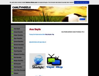 canlitvhdizle.tr.gg screenshot