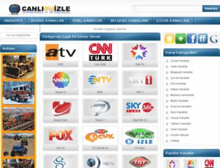 canlitvizle.net.tr screenshot