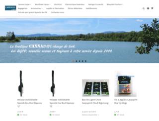 cannacarpe.com screenshot