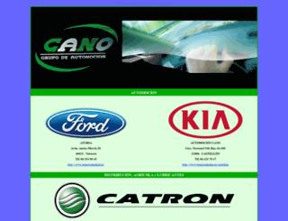 cano.es screenshot