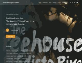 canoesc.com screenshot