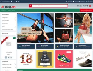 cantasatisi.com screenshot