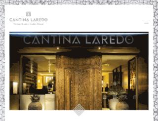 cantinalaredo.co.uk screenshot