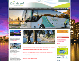 cantrail.com screenshot