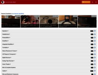 canuckaudiomart.com screenshot