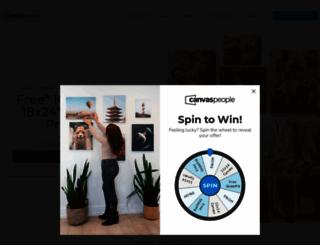 canvaspeople.com screenshot