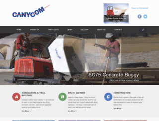 canycomsales.com screenshot