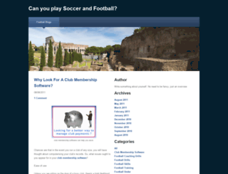 canyouplaysoccerandfootball.weebly.com screenshot