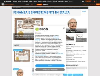 canzoniitaliane.myblog.it screenshot