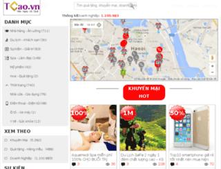 caotrungthuong.vn screenshot