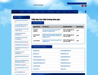 caovietcuong.com screenshot
