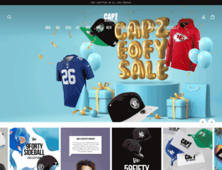 cap-z.com.au screenshot
