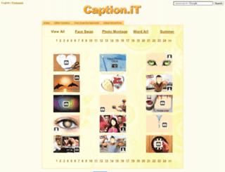 cap21.caption.it screenshot