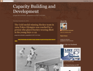 capacitybuildingdevelopment.blogspot.com screenshot