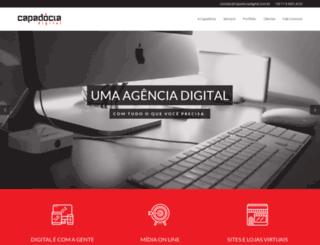 capadociadigital.com.br screenshot