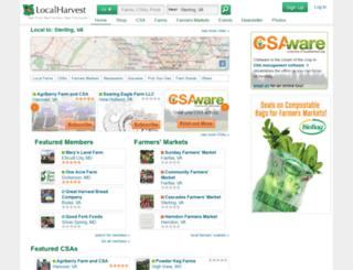 capayvalleyfarmshop.csaware.com screenshot