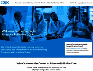 capc.org screenshot