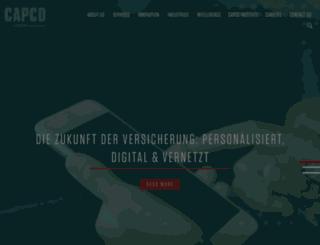 capco.de screenshot
