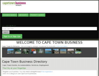 cape-town-business.co.za screenshot