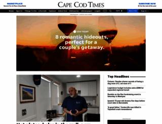 capecodtimes.com screenshot