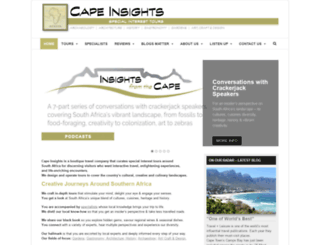 capeinsights.com screenshot