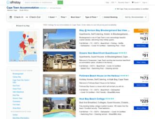 capetown-direct.com screenshot