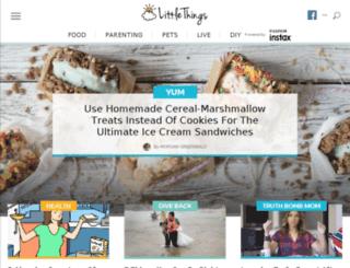 capetown.littlethings.com screenshot
