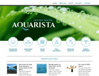 capewatersolutions.co.za screenshot