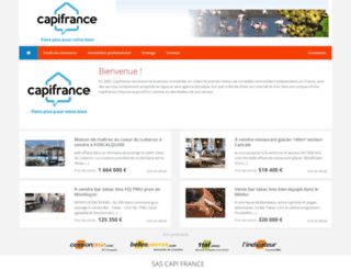 capi-commerces-entreprises.octissimo.com screenshot
