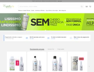 capillos.com.br screenshot