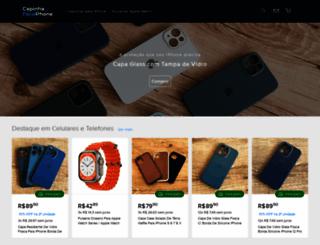 capinhaparaiphone.com screenshot