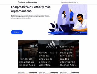 capital-federal.enbuenosaires.com.ar screenshot
